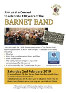 Barnet Band Concert @ St James Church | London | England | United Kingdom