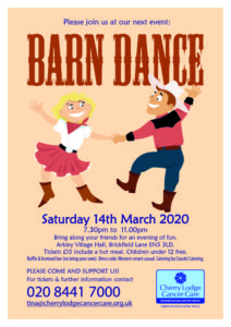 Cherry Lodge Barn Dance @ Arkley Village Hall | England | United Kingdom