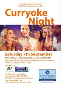 Curryoke Night @ Arkley Village Hall | England | United Kingdom