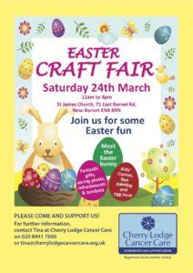 Easter Craft Fair 2018 @ St James Church | London | England | United Kingdom
