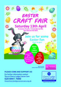 Easter  Craft Fair 2019 @ St James Church | London | England | United Kingdom