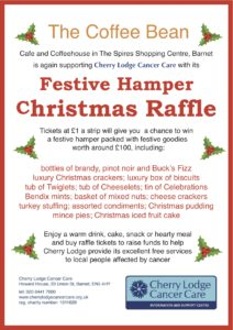 Coffee Bean Christmas Raffle Draw @ The Coffee Bean | England | United Kingdom
