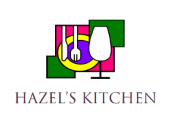 Hazels Kitchen. logo