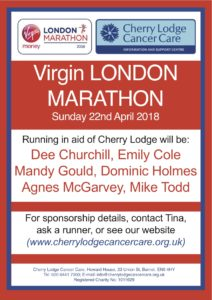 Virgin Money London Marathon 2018 - Good luck to all our runners! @ London Marathon route | West Sacramento | California | United States