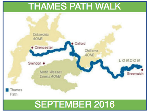 Thames Path Walk