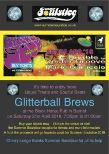 April Glitterball Brews & Soul @ The Black Horse | England | United Kingdom