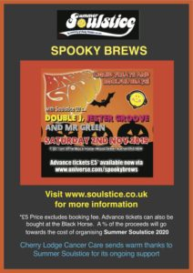 Soulstice Spooky Brews @ The Black Horse | England | United Kingdom