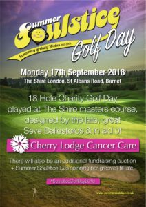 Summer Soulstice Golf Day @ The Shire | England | United Kingdom