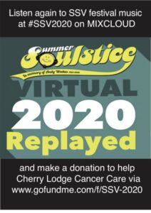 Summer Soulstice Virtual 2020 Replayed @ online
