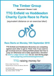 TTG Charity Cycle Race @ The Timber Group | England | United Kingdom