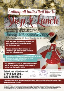 Ladies' Shopping and Lunch @ The Penridge Suite | England | United Kingdom
