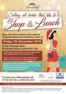 Christmas Shopping & Lunch for Ladies @ The Penridge Suite | England | United Kingdom