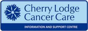 Cherry Lodge Cancer Care. logo